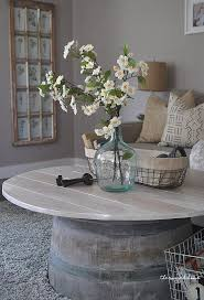 Wine Barrel Home Decor Coffee Tables Marble And Rose Gold Home Decor Awesome Rolling
