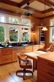 Craftsman Style Kitchen Lighting 81 Great Astounding Craftsman Style Cabinets White Kitchen Layouts