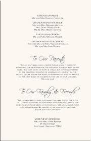 In Memory Of Wedding Program Wedding Program Examples Thank You Christian Wedding Programs
