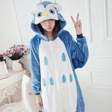 Halloween Flannel Fabric Online Get Cheap Kigurumi Owl Aliexpress Com Alibaba Group