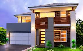 new home builders allure 36 double storey home designs