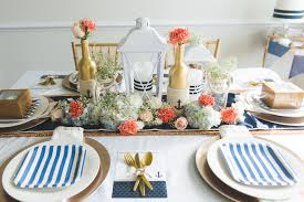 nautical wedding gorgeous diy nautical wedding table