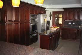 Shop Rta Cabinets Walnut Oak Ready To Assemble Rta Kitchen Cabinets Best