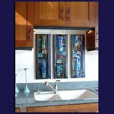Best Glass Backsplash Images On Pinterest Backsplash Fused - Backsplash glass panels