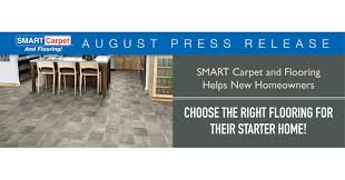 smart carpet and flooring helps homeowners choose the right