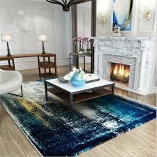 tapis pour chambre bébé vente chaude 200x290 cm style nordique grand salon tapis pour