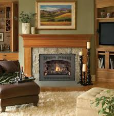 Convert Gas Fireplace To Wood by Why Convert A Traditional Fireplace To A Gas Fireplace Insert