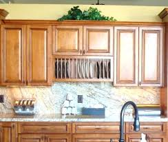 kitchen cabinet plate rack under cabinet plate rack kitchen cabinet holders kitchen cabinet