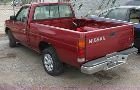 nissan pickup 1996 1996 nissan xe pickup truck item d5463 sold tuesday jul