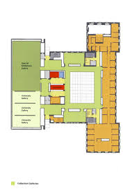 Student Center Floor Plan by A Tour Of The Reimagined Fogg Art Museum Harvard Magazine