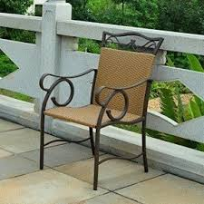 Wicker Patio Dining Chairs Wicker Patio Dining Chairs Foter