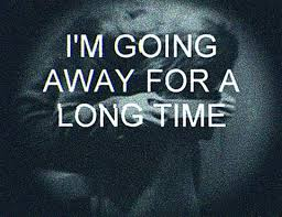 i m going away for a time words pixels daily inspiration