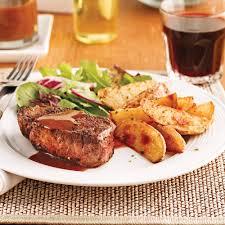 cuisine et vin recette filets mignons sauce au vin recettes cuisine et nutrition