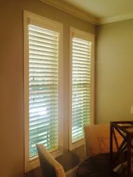faux wood blinds installation in arrington classic blinds and