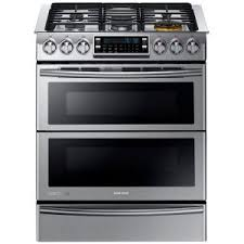 Best 30 Inch Gas Cooktop With Downdraft Kitchenaid 30 In 6 4 Cu Ft Downdraft Slide In Dual Fuel Range