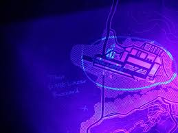 Secret Map Gtav Special Edition Map Includes Secret Messages Under Uv Light