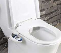 How To Use Bidet Toilet Luxe Bidet Neo 120 Self Cleaning Nozzle Fresh Water Non