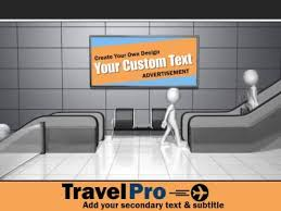 travel pro a powerpoint template from presentermedia com