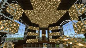 Glowstone Chandelier My 0 15 6 0 Build Minecraft Amino