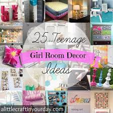 Best DIY Teen Room Decor Images On Pinterest Home Crafts - Easy diy bedroom decorating ideas
