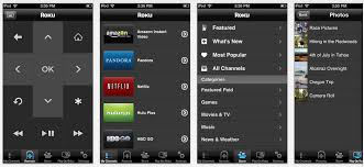 roku app android roku app updated for android ios devices hd report