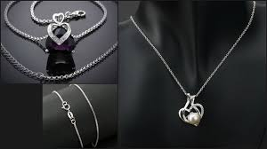 platinum necklace images Simple beautiful platinum chain models for girls platinum chain jpg