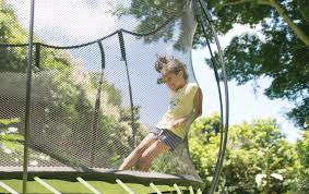 springfree trampolines backyard fun zone