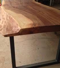 Slab Wood Table by Live Edge Wood Slab Tables Black U0027s Farmwood