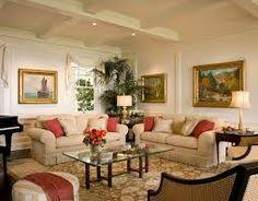 Welcoming Dutch Colonial Home In Texas Dutch Colonial Cream - Colonial living room design