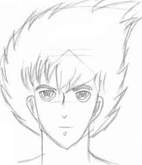 anime body drawing draw anime joshua nava arts