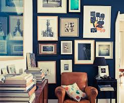 how to hang frame and display art