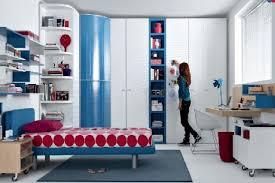 rangement chambre ado fille chambre enfant chambre ado fille couleur bleue espace