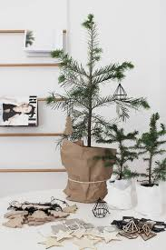 22 minimalist and modern tree décor ideas