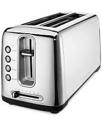 Calphalon 4 Slot Stainless Steel Toaster Calphalon Toaster Shop For And Buy Calphalon Toaster Online Macy U0027s
