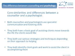 Difference Between Counselling Skills And Techniques Chccsl501a Work Within A Structured Counselling Framework Ppt
