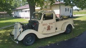 Old Ford Truck Motors - 1935 ford truck 52 merc flathead w s10 5 speed old rod the