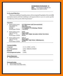 Resume For Sap Abap Fresher Resume Headline Examples For Fresher Engineer Resume Ixiplay