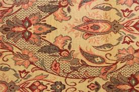 Paisley Upholstery Fabric Uk Royal Red Traditional Floral Flowers Tapestry Soft Furnishings