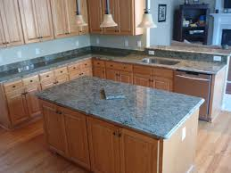 oak cabinets with granite oak cabinets with granite countertops kitchen traditional with