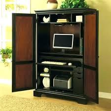 bureau dans une armoire bureau gain de place ikea cheap mignon bureau architecte