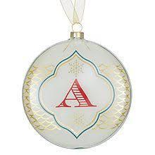 John Lewis Blue Christmas Decorations by Buy John Lewis Ruskin House U0027christmas Wishes U0027 Fox Bauble Online