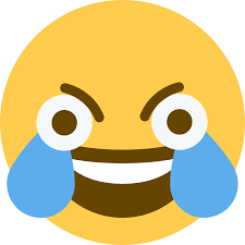Smiling Crying Face Meme - discord emote open eye crying laughing emoji know your meme