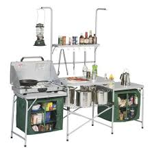 Cabelas Deluxe Campers Kitchen Cabelas Canada - Oztrail camp kitchen deluxe with sink
