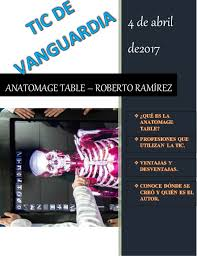 Anatomage Table Revista Digital Anatomage Table