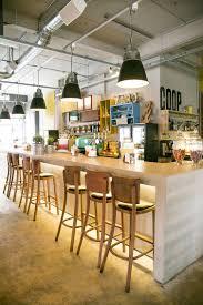 kitchen bar design quarter yard and coop northern quarter manchester