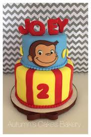 91 curious george birthday party images