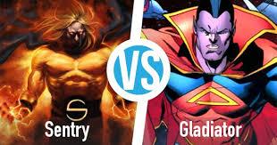 Sentry Vs Thanos Whowouldwin Sentry Vs Gladiator Battle Database