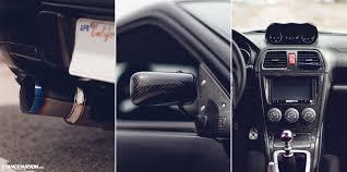 subaru wrx custom interior norcal beast matt tomczek u0027s aggressive subaru sti
