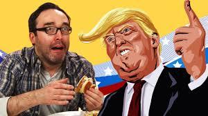 Trump S Favorite President Irish People Try Donald Trump U0027s Favourite Foods Youtube