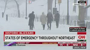 The Biggest Blizzard 100 Blizzards Worst Blizzard In Nyc History That Is Saying